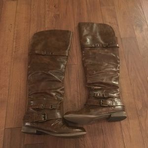 Justfab™ women's riding boots